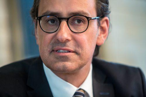 Michael Grahammer (Grahammer & Partner Unternehmensberatung). vn