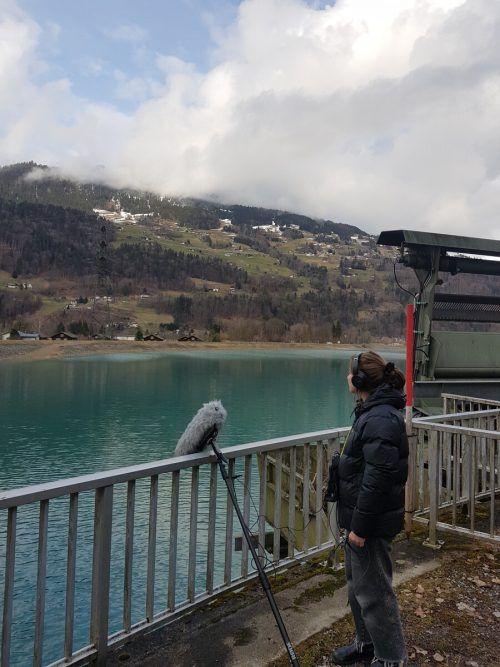 Müller hat das Gewässer als Lebensraum und Energiequelle stückweise erwandert.