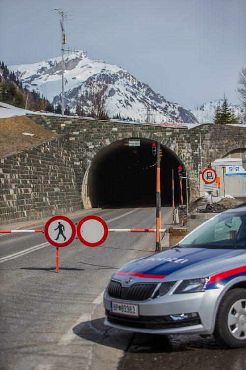 Seit mehr als einer Woche geht am Arlberg so gut wie gar nichts mehr.