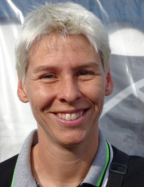 Patricia Tschallener, Grüne
