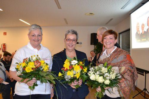 Petra Bachmann ist die neue Leiterin des Krankenpflegevereins. bi