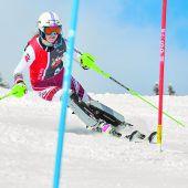 Pia Lingg war bei den Slaloms in Lech Vorarlbergs Beste
