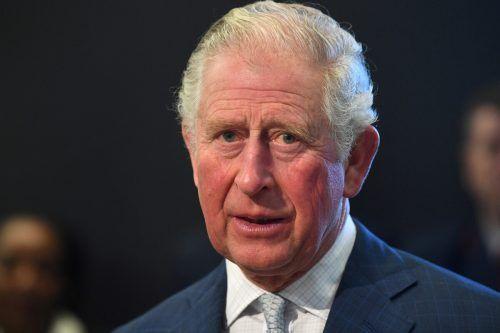 Prinz Charles befindet sich gemeinsam mit seiner Ehefrau Camilla in häuslicher Isolation auf Schloss Balmoral in Schottland. Reuters