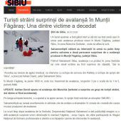 "<p class=""caption"">Rumänische Medien berichteten über das Unglück.</p>"
