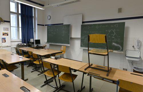 Schulen ohne Schüler. So wird es ab kommender Woche in Österreich sein.