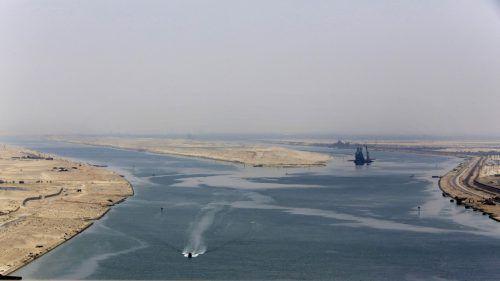Seit der Erweiterung des Suezkanals machen sich im Mittelmeer aggressive Tiere aus dem Roten Meer breit. Reuters