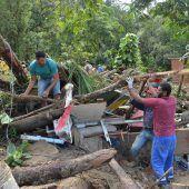 Bereits 41 Tote nach Unwetter in Brasilien