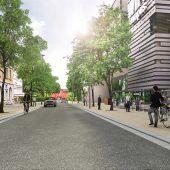 Pläne für Bahnhofstraße werden konkret