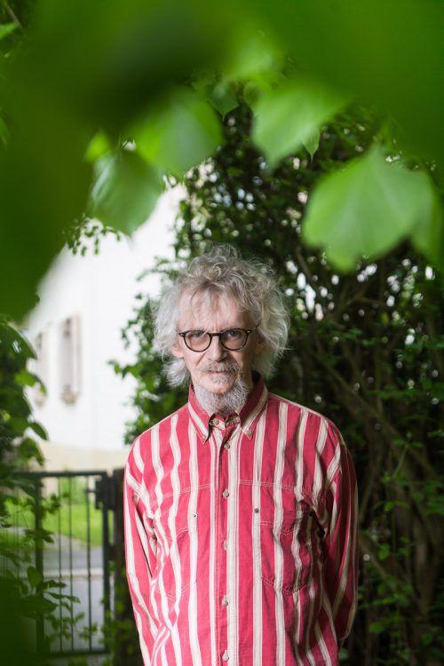 Springenschmid erhielt den Internationalen Kunstpreis des Landes. VN/PS