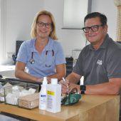 Meiningen bekommt Ärzte-Duo