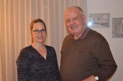 """Susanne Seeberger übernimmt als Obfrau von Oskar Summer die Leitung des """"Stern der Hoffnung"""". EM"""