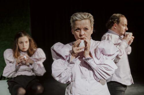 "Szene aus ""Urfaust/FaustIn and out"" von Goethe/Jelinek. Volkstheater/Ch. Mies"