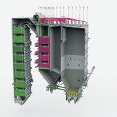 BERTSCHservice für mehr Nachhaltigkeit im Kraftwerksbau