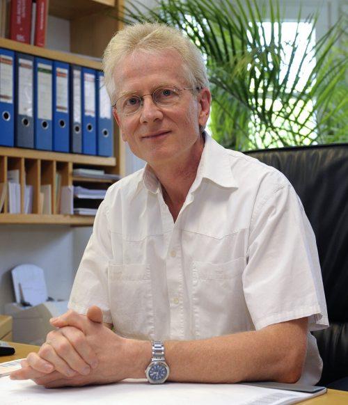 Udo Längle arbeitet derzeit situationsbedingt auf telemedizinischer Basis.