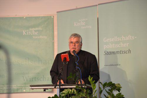 Ulrich Tilgner ist Journalist und Kenner des Nahen und Mittleren Ostens.kath. kirche vorarlberg/Rinner
