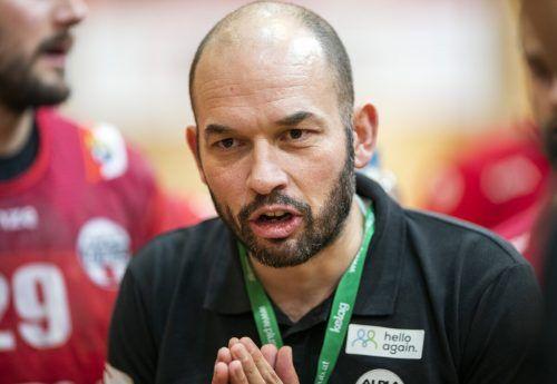 Unter der Anleitung von Athletiktrainer Stefan Jäger absolvierten die Harder Spieler gemeinsame Trainingseinheiten.Verein