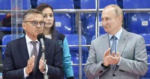Verbandspräsident Rene Fasel musste die Eishockey-WM in der Schweiz absagen.apa