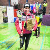 Victoria Olivier ragte bei denSchülermeisterschaften heraus