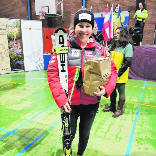 Vier Medaillen bei den Schülermeisterschaften für Victoria Olivier.pr