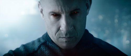 """Vin Diesel mutiert in der Comicverfilmung """"Bloodshot"""" zum tödlichen Superhelden. Sony Pictures"""