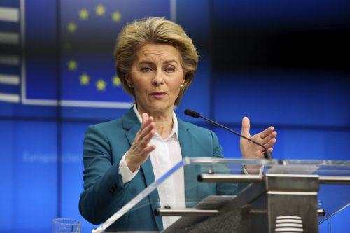 Von der Leyen will Einreisen in die EU auf ein Minimum beschränken.