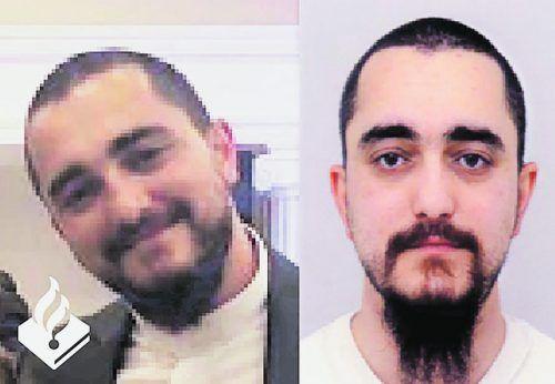 Wird von der Polizei gesucht: der Vater Onur Kandemir. Politie.nl