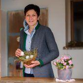 Andrea Schwarzmann bleibt die erste Bäuerin im Land