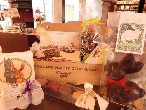 Xocolat in Bregenz verzichtet in der Herstellung auf künstliche Geschmacks- oder Farbstoffe sowie Konservierungsmittel.xocolat