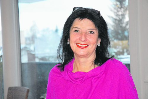 Yvonne Kaltenberger, Religionslehrerin an der HAK Bregenz.G. Nenning