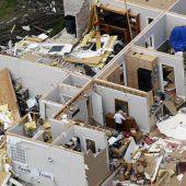 Vermisstensuche nach Tornados laufen auf Hochtouren