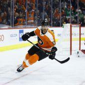 NHL unterbricht den Spielbetrieb