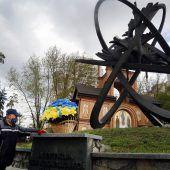 Ukraine gedenkt des Supergaus von Tschernobyl vor 34 Jahren