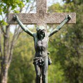 Das Kreuz mitten im Leben