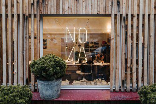 Atelier der Architektinnen von Nora Heinzle und Anja Innauer. Lamprecht