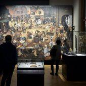 Corona entlarvt Museumsmisere