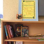 Offenes Bücherregal in Gantschier