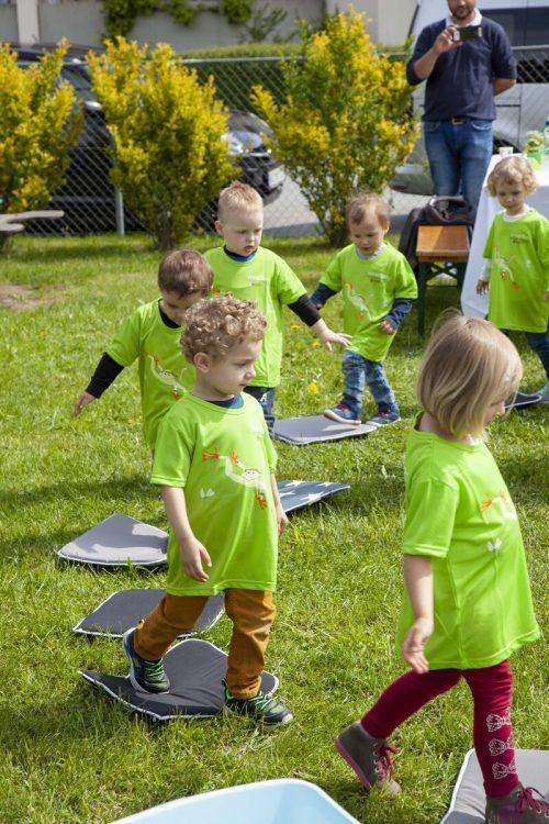 Spielen ist für alle Kinder ein Grundbedürfnis und Förderung.meznar