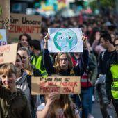 Globaler Klimastreik am Freitag erstmals online