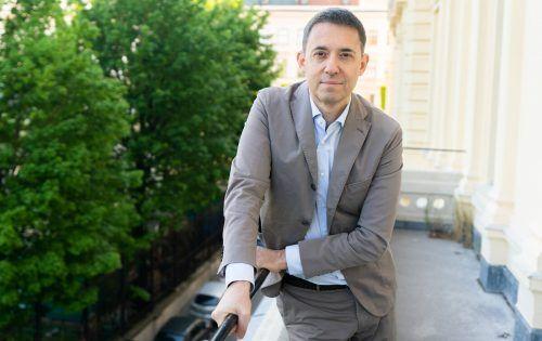 Bogdan Roscic leitet ab September die Wiener Staatsoper. APA