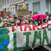 Klimajugend im aktuellen Diskurs