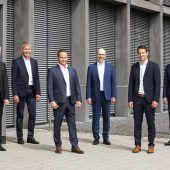 Rhomberg Bau stellt die Führung neu auf