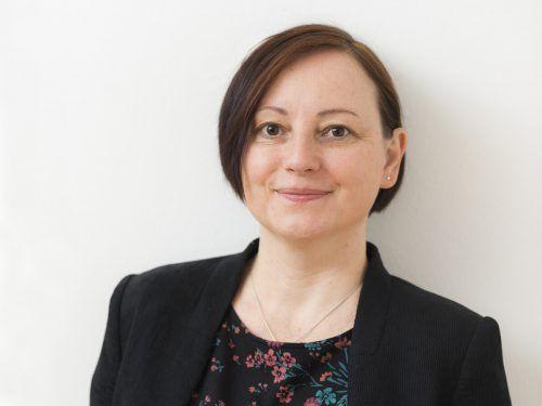 Vorarlberger Schriftstellerin Lisa Spalt wurde ausgezeichnet. saxinger