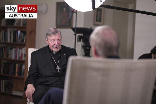 Der Kardinal hat sich nun erstmals öffentlich zu den Vorwürfen geäußert. ap