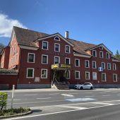 Feldkircher Hotel Bären steht zum Verkauf