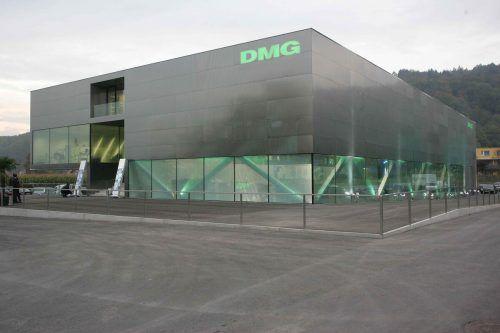 Erst vor wenigen Monaten hat DMG Mori den Firmensitz in Klaus verkauft. VN