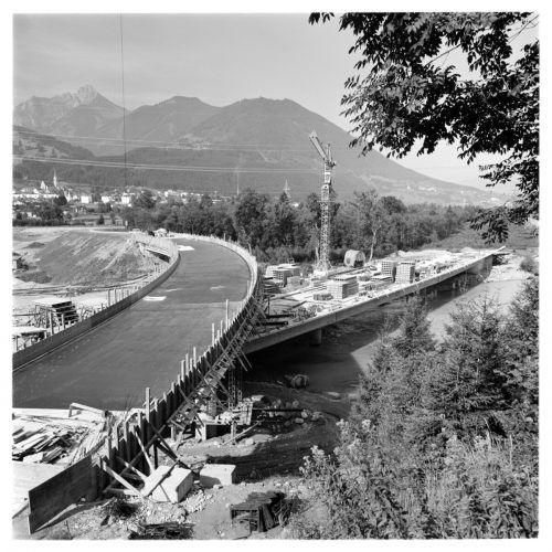 Der Walgauer Abschnitt wurde 1981 eröffnet.