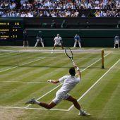 Auch Wimbledon fällt Pandemie zum Opfer