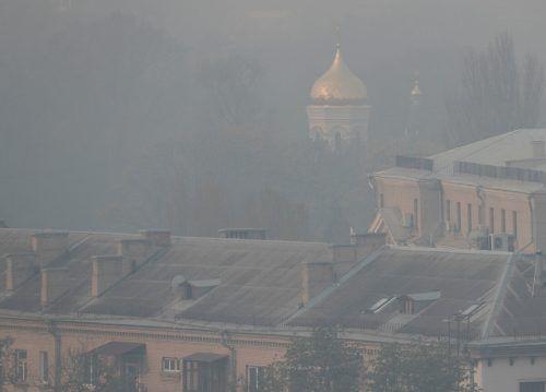 Die Bewohner in Kiew wurden aufgefordert, zu Hause zu bleiben. Reuters