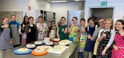 Die Bezauer Wirtschaftsschulen sind für ihre kulinarischen Vorzüge seit vielen Jahren bekannt. stp/3