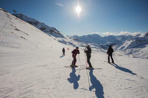 Die Schließung der Hotels brachte die Nächtigungszahlen in Vorarlberg zum Stillstand. VN
